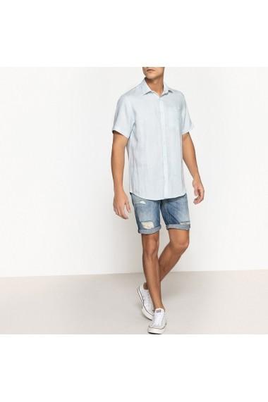 Pantaloni scurti La Redoute Collections GET364 albastru