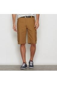 Pantaloni scurti La Redoute Collections GEX504 bej