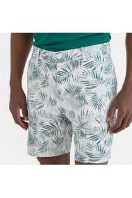 Pantaloni scurti La Redoute Collections GFW847 alb