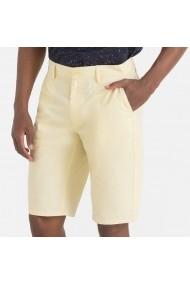 Pantaloni scurti La Redoute Collections GFW861 galben