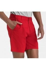 Pantaloni scurti La Redoute Collections GFW873 rosu