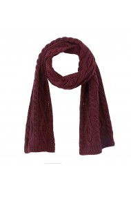 Fular La Redoute Collections GGR792 bordo