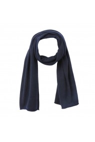 Esarfa La Redoute Collections GGT428 bleumarin