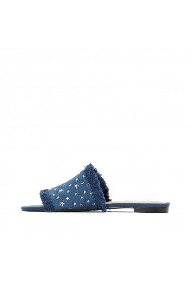 Papuci La Redoute Collections GEU548 albastru