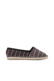 Espadrile La Redoute Collections GGC412 roz