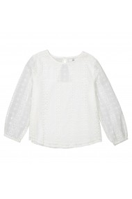 Bluza La Redoute Collections GDY634 alb - els