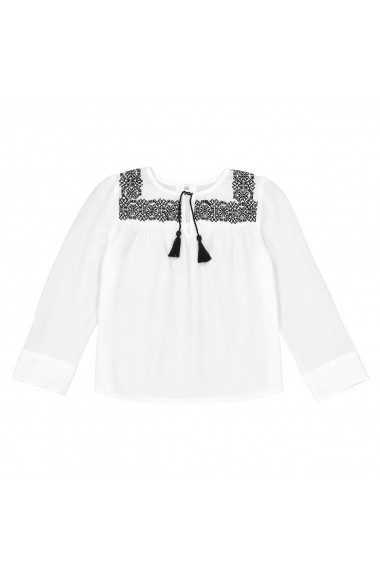 Bluza La Redoute Collections GEC639 alb