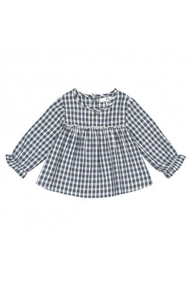 Set bluza si pantaloni scurti La Redoute Collections GGG614 carouri