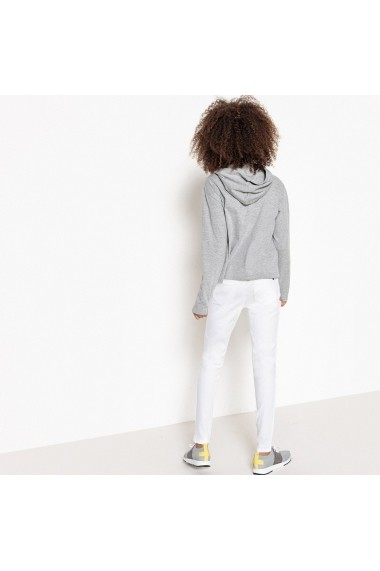 Pantaloni La Redoute Collections GDF818 alb