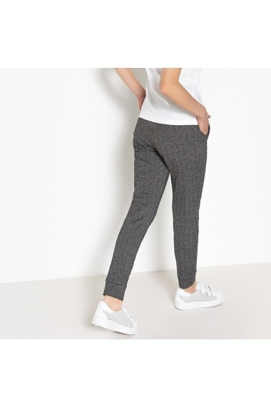 Pantaloni sport La Redoute Collections GDY649 gri