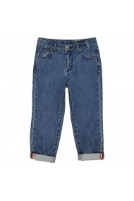 Jeans La Redoute Collections GEA644 bleumarin - els