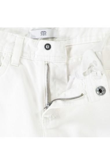 Pantaloni La Redoute Collections GFT769 ecru