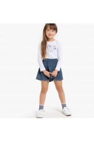 Pantaloni scurti La Redoute Collections GGO681 albastru