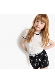 Pulover La Redoute Collections GEE958 ecru