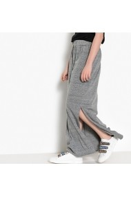 Fusta lunga La Redoute Collections GDY678 gri - els