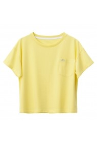 Tricou La Redoute Collections GDY721-yellow Galben