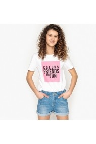 Tricou La Redoute Collections GDY729-white Alb - els