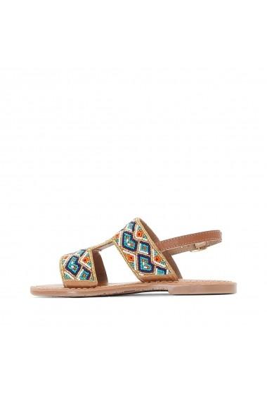 Sandale La Redoute Collections GEJ155 multicolor - els