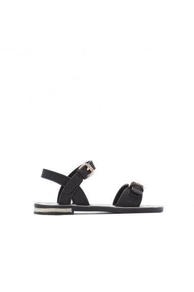 Sandale La Redoute Collections GFO752 negru