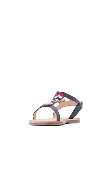 Sandale La Redoute Collections GFY231 negru