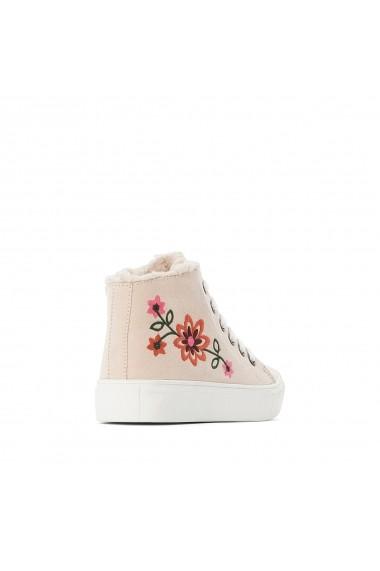 Pantofi sport La Redoute Collections GGW137 bej