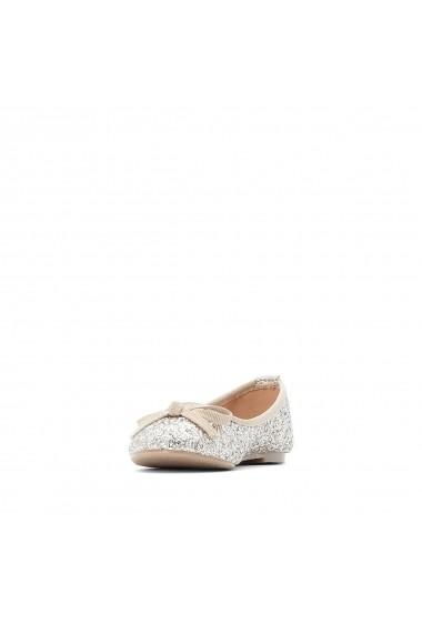 Pantofi La Redoute Collections GFX016 auriu