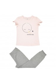 Pijama La Redoute Collections GDV561 roz - els