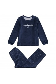 Pijama La Redoute Collections GGE815 bleumarin
