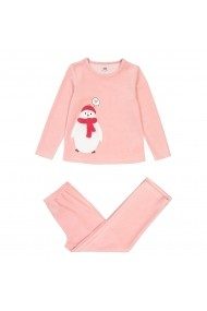 Pijama La Redoute Collections GGF416 roz