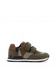 Pantofi sport La Redoute Collections GGQ294 kaki