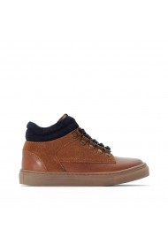 Pantofi sport La Redoute Collections GGQ311 maro