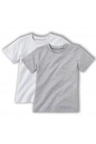Set 2 tricouri La Redoute Collections GEA332 alb