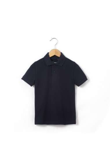 Tricou Polo La Redoute Collections GEA338 bleumarin