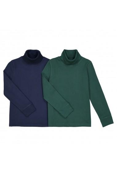Set 2 bluze La Redoute Collections GEC651 verde - els