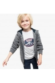 Cardigan La Redoute Collections GGK197 gri
