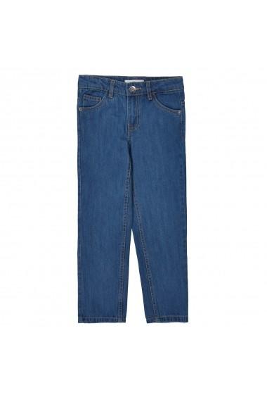 Jeans La Redoute Collections GDA933 albastru - els