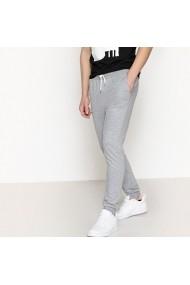 Pantaloni sport La Redoute Collections GDY357 gri