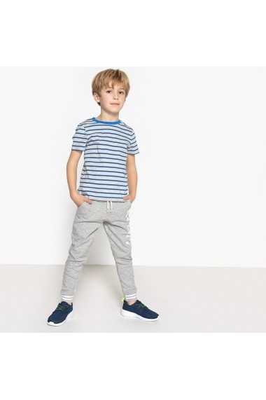 Pantaloni sport La Redoute Collections GEA095 gri