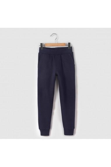 Pantaloni sport La Redoute Collections GEA096 bleumarin - els
