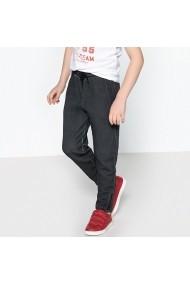Pantaloni sport La Redoute Collections GEG494 gri