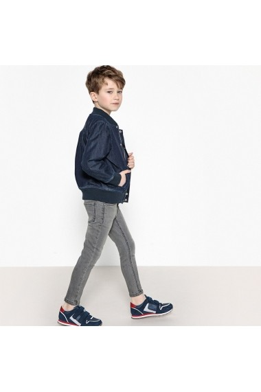 Jeans La Redoute Collections GEH111 gri - els