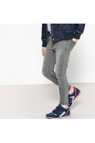 Jeans La Redoute Collections GEH111 gri