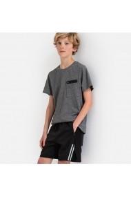 Pantaloni scurti La Redoute Collections GFU403 negru
