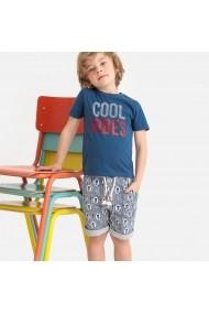 Pantaloni scurti La Redoute Collections GFY256 gri
