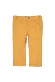 Pantaloni La Redoute Collections GGM133 ocru