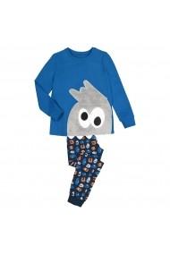 Pijama La Redoute Collections GGE140 albastru