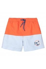Sort de plaja La Redoute Collections GFP723 portocaliu