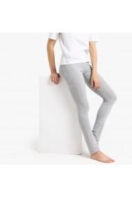 Pantaloni de pijama La Redoute Collections DLM651 gri