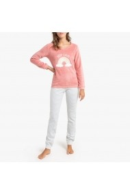 Pijama La Redoute Collections GGG161 roz