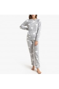 Pijama La Redoute Collections GGG185 gri